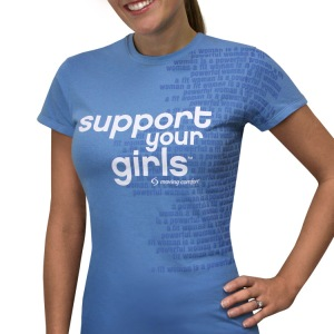 Moving Comfort Support Your Girls T-shirt