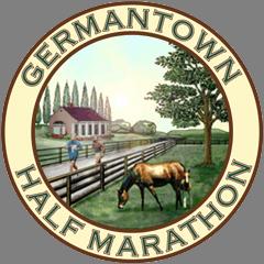 germantown half marathon logo cropped